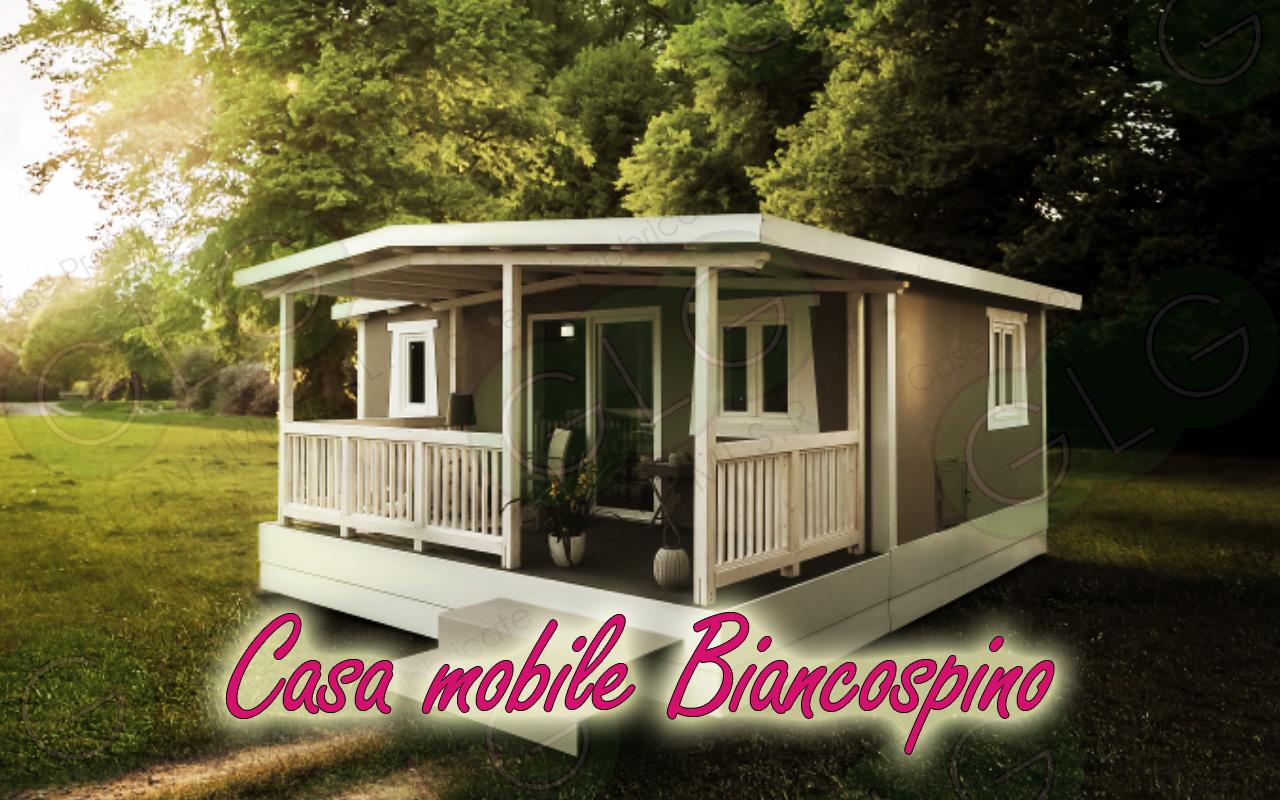 casa prefabbricata mobile Biancospino