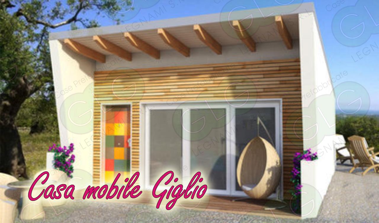 casa prefabbricata mobile Giglio