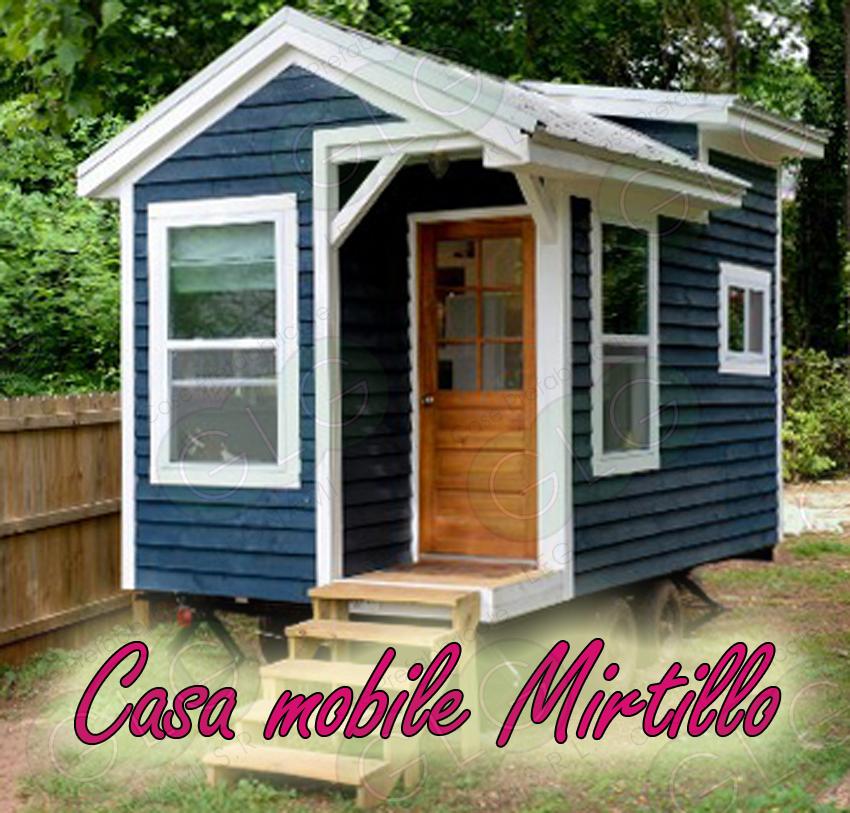 casa prefabbricata mobile Mirtillo