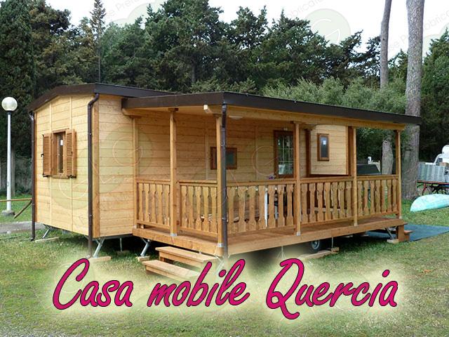 casa prefabbricata mobile Quercia