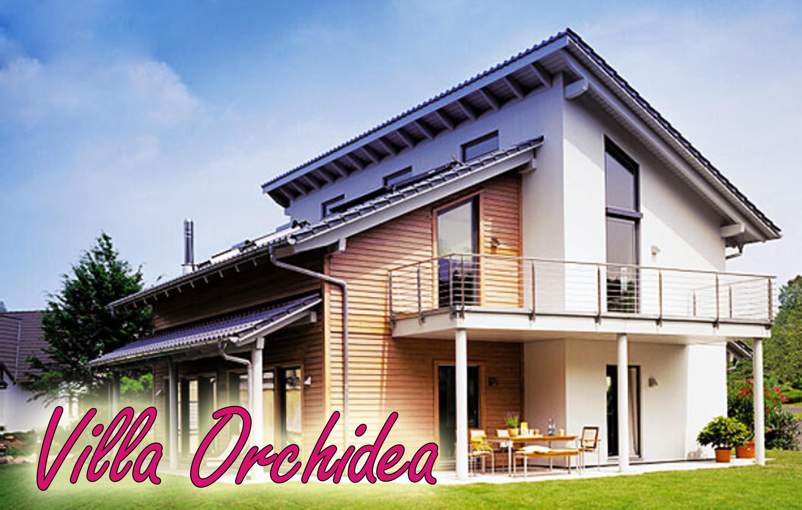 Casa Prefabbricata - Villa Orchidea