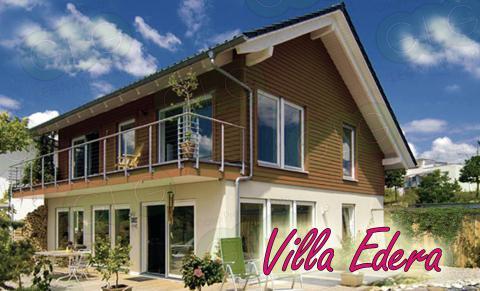 Casa prefabbricata ecologica Villa Edera