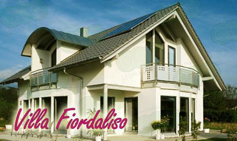 Casa prefabbricata ecologica Villa Fiordaliso