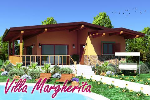 Casa prefabbricata ecologica Villa Margherita
