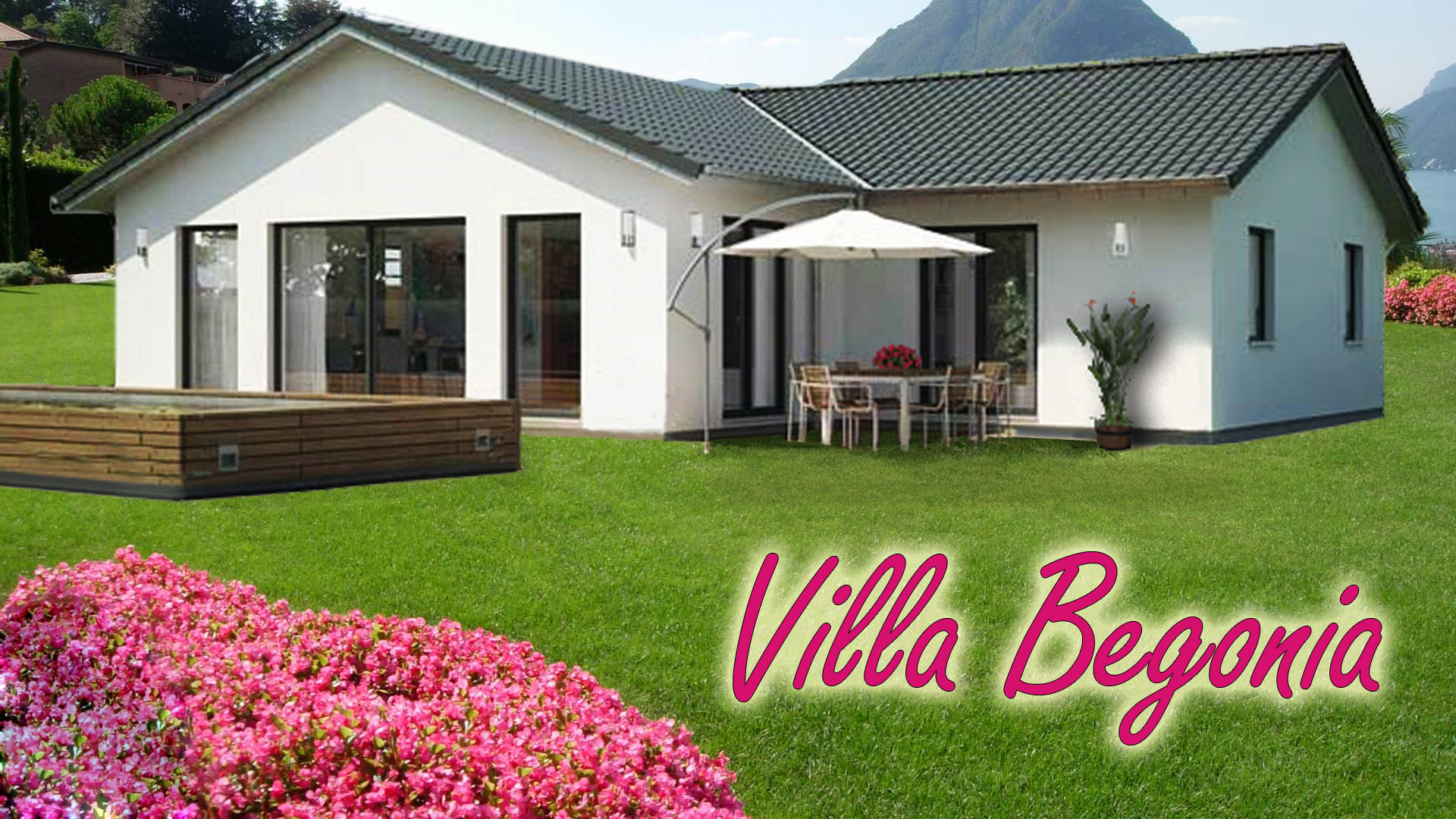 Casa Prefabbricata Villa Begonia