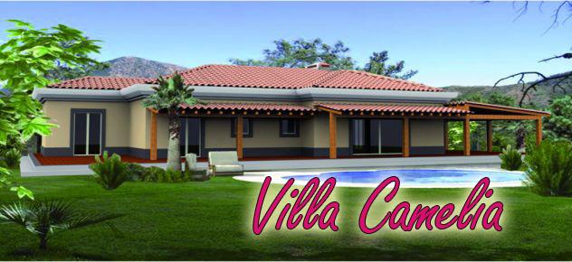 Casa Prefabbricata Villa Camelia